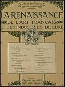 Camille Gronkowsky : Le goût chinois en France : Les paravents en laque de Coromandel. Revue Renaissance de l'art français, novembre 1919, pages 484-492.