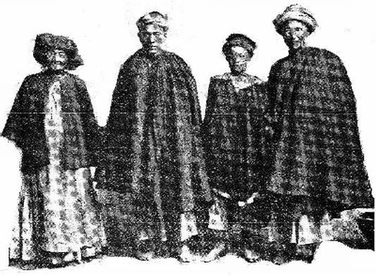Indigènes lolos. — Ch. FRANÇOIS : Notes sur les Lo-Lo du Kien-Tchang Bulletins et Mémoires de la Société d'Anthropologie de Paris, tome 5, 1904, pages 637-646.