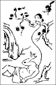 hommes à tête volante. Fernand de Mély (1852-1935) : Le « De Monstriis » chinois. Revue archéologique, 1897.