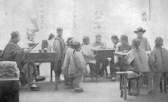 Une école chrétienne pour les jeunes Chinois