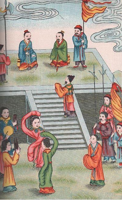 Fig. 26. Henri DORÉ (1859-1931) : Recherches sur les superstitions en Chine. Tome XIII.A. Vie de Confucius illustrée. Variétés sinologiques n° 49, Zi-ka-wei, 1918.