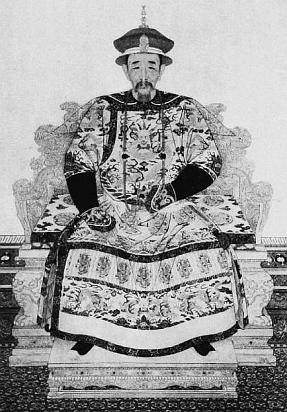 Empereur K'ang-hi.