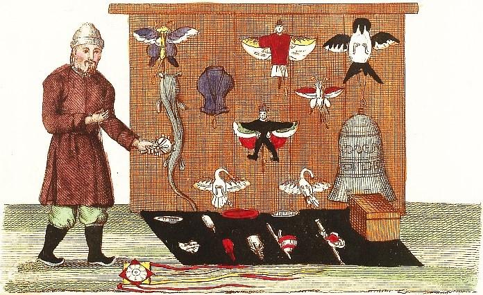 Cerfs-volants. Jean-Baptiste Breton de la Martinière (1777-1852) : La Chine en miniature, ou choix de costumes, arts et métiers de cet empire. — Nepveu, libraire, Paris, 1811.