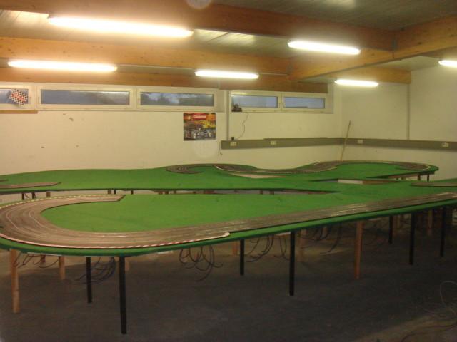 Der grüne Teppich wird verlegt