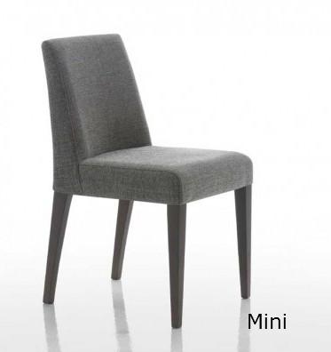 silla de comedor clásico moderno Mini Modesto navarro