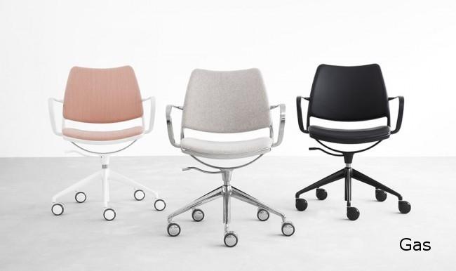 Gas silla oficina diseño moderno