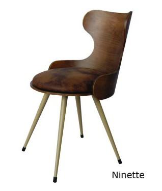 Ninette sillón vintage industrial