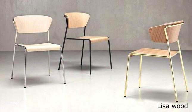 Lisa wood scab design concret
