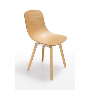 Pure Loop wood infinitidesign La Cadira