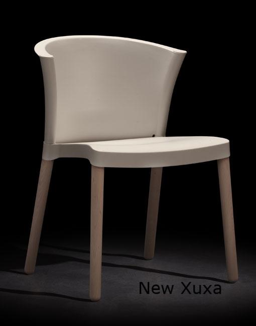 New Xuxa silla sillón moderno polipropileno capdell
