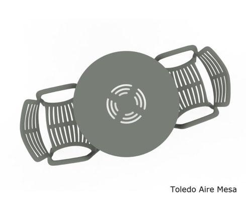 Toledo aire mesa Resol