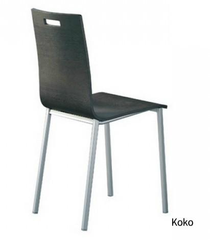 Koko silla cocina comedor madera mobliberica