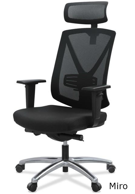 Miro silla de oficina ergonomica