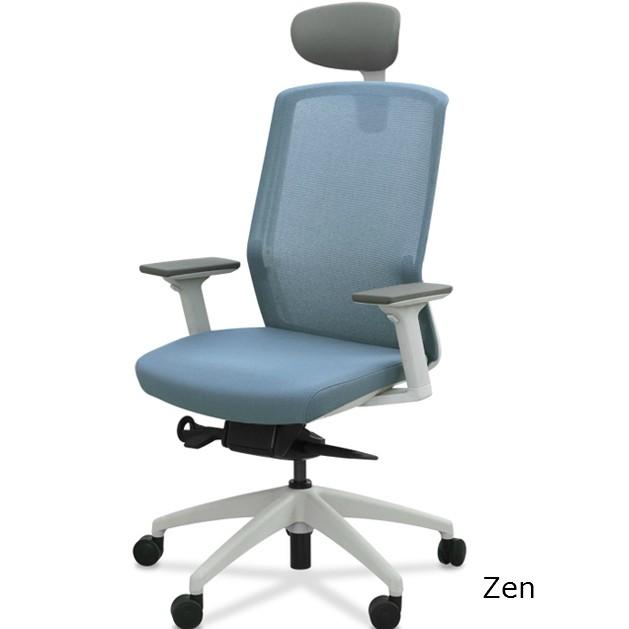 Zen silla de oficina ergonómica actuestil