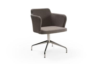 Evia GA sillón moderno giratorio