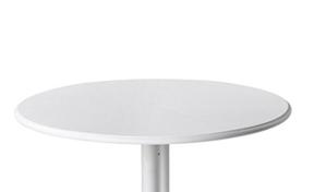 mesa para exterior en polipropileno spritz step nardi