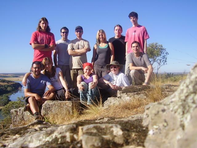 El Castillón, 2ª quincena, 2008