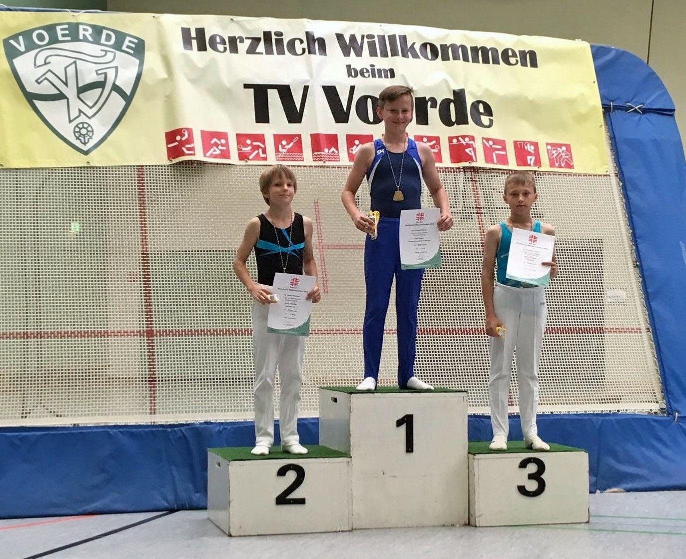 Luis Hagen - Platz 1