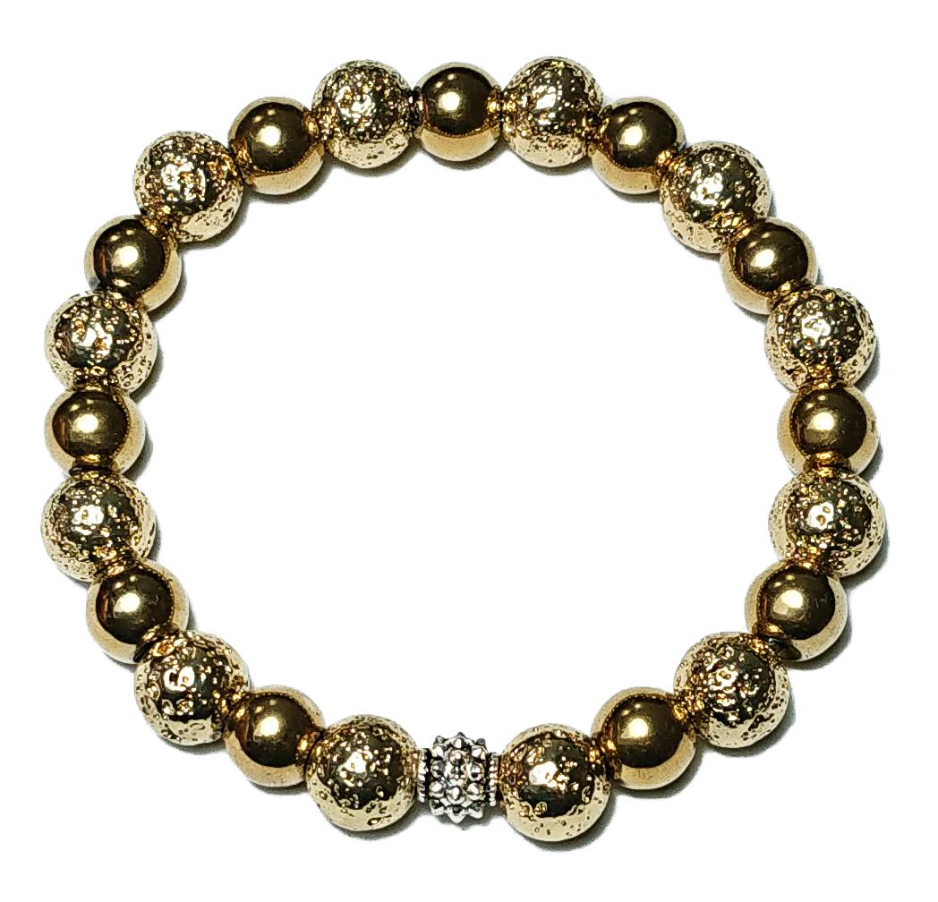 BEHERO Armband Phantom Gold