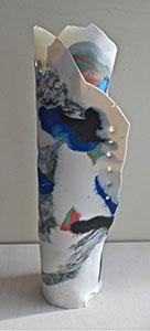 cilinder/porselein/stains (h28)