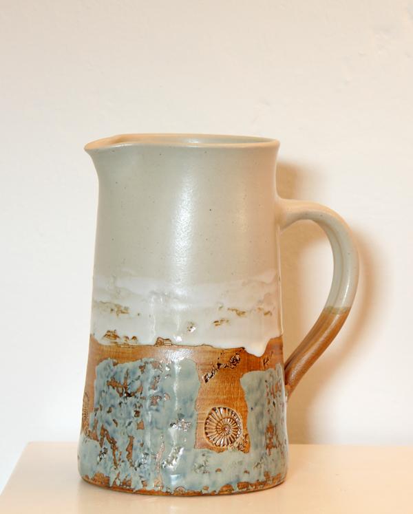 Keramik, Krug Dekor Carmargue