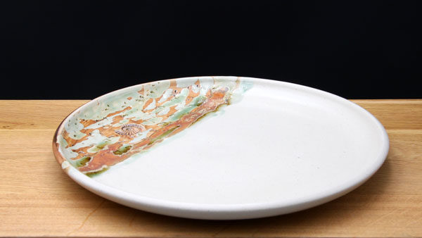 Speiseteller ø ca. 26,5 cm Dekor Neuseeland