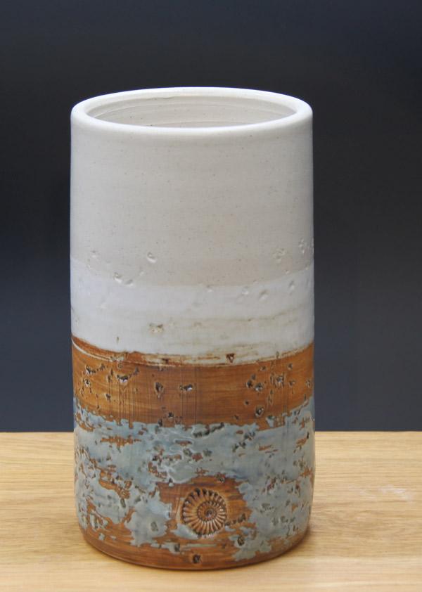 Keramik Weinkühler mit Dekor Camargue
