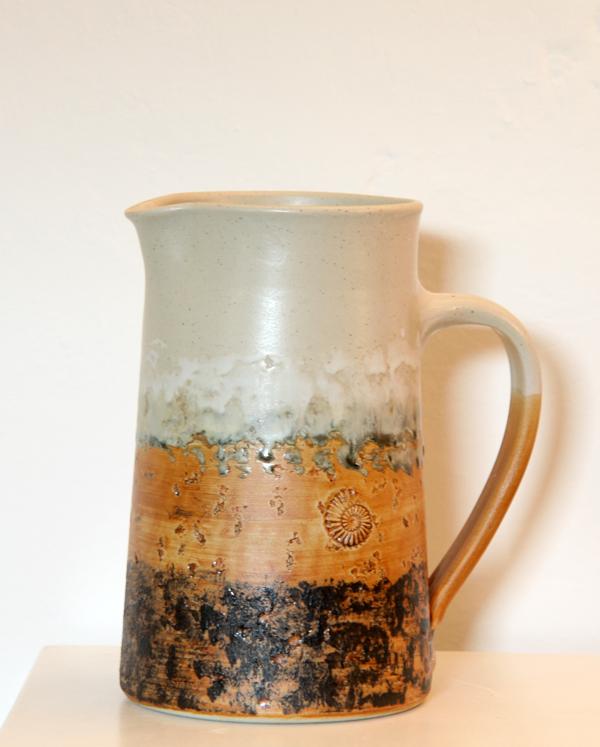 Keramik, Krug Dekor Basalt
