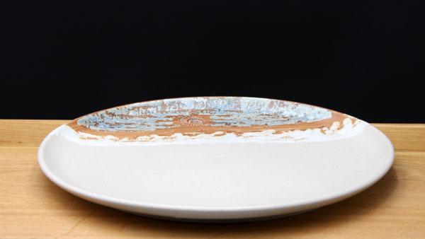 Speiseteller ø ca. 26,5 cm Dekor Camargue