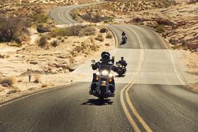 Motorradtour Florida, Eaglerider USA