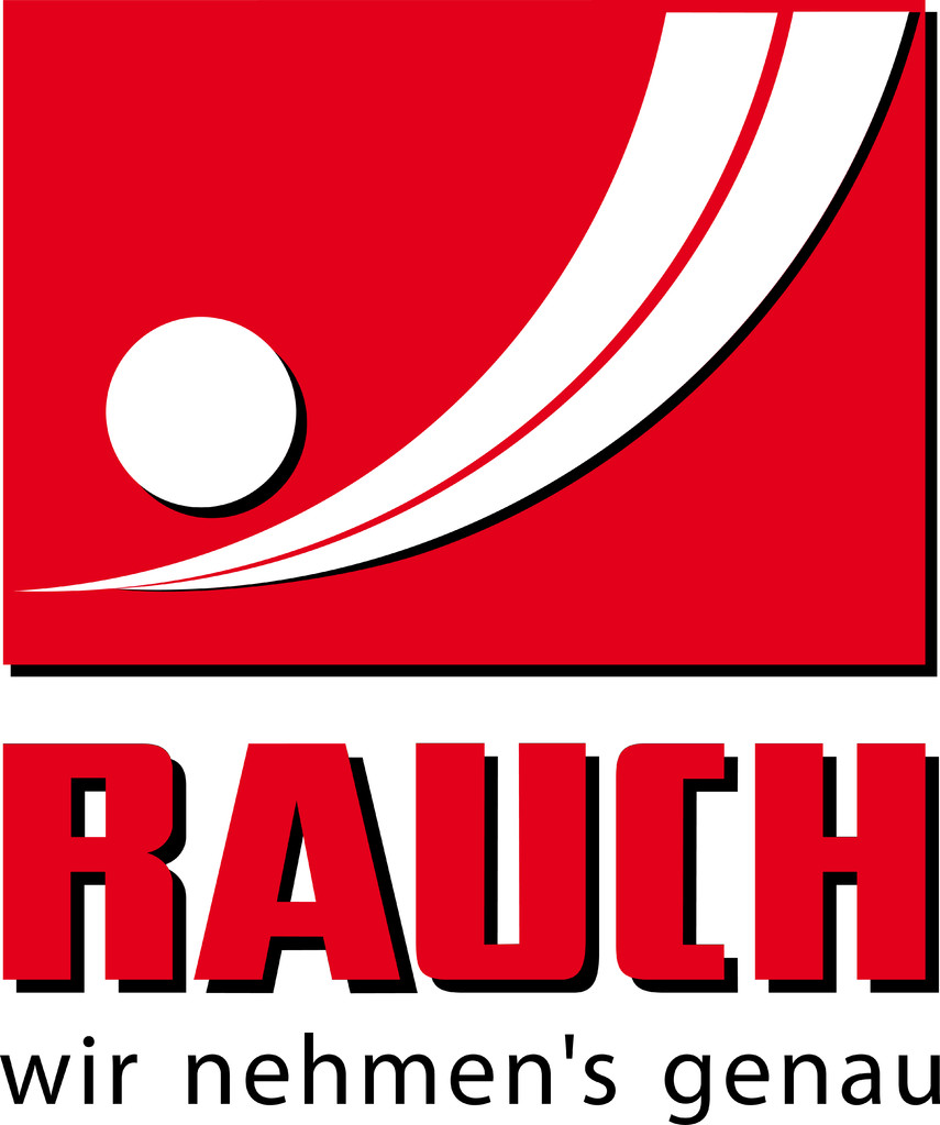 """Logo """"Rauch"""""""