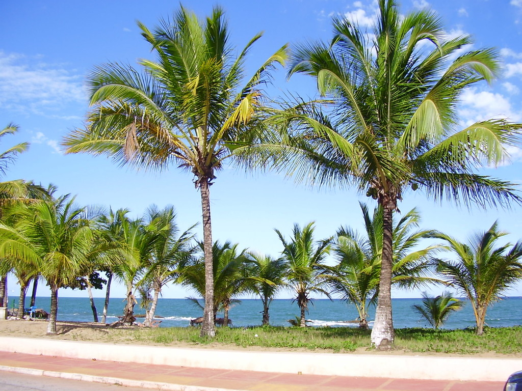 Strand von Cabrália