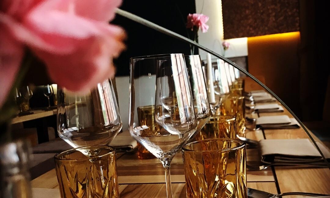 Das StegHaus-Restaurant können Sie auch für Hochzeitsfeiern in Braunschweig mieten.