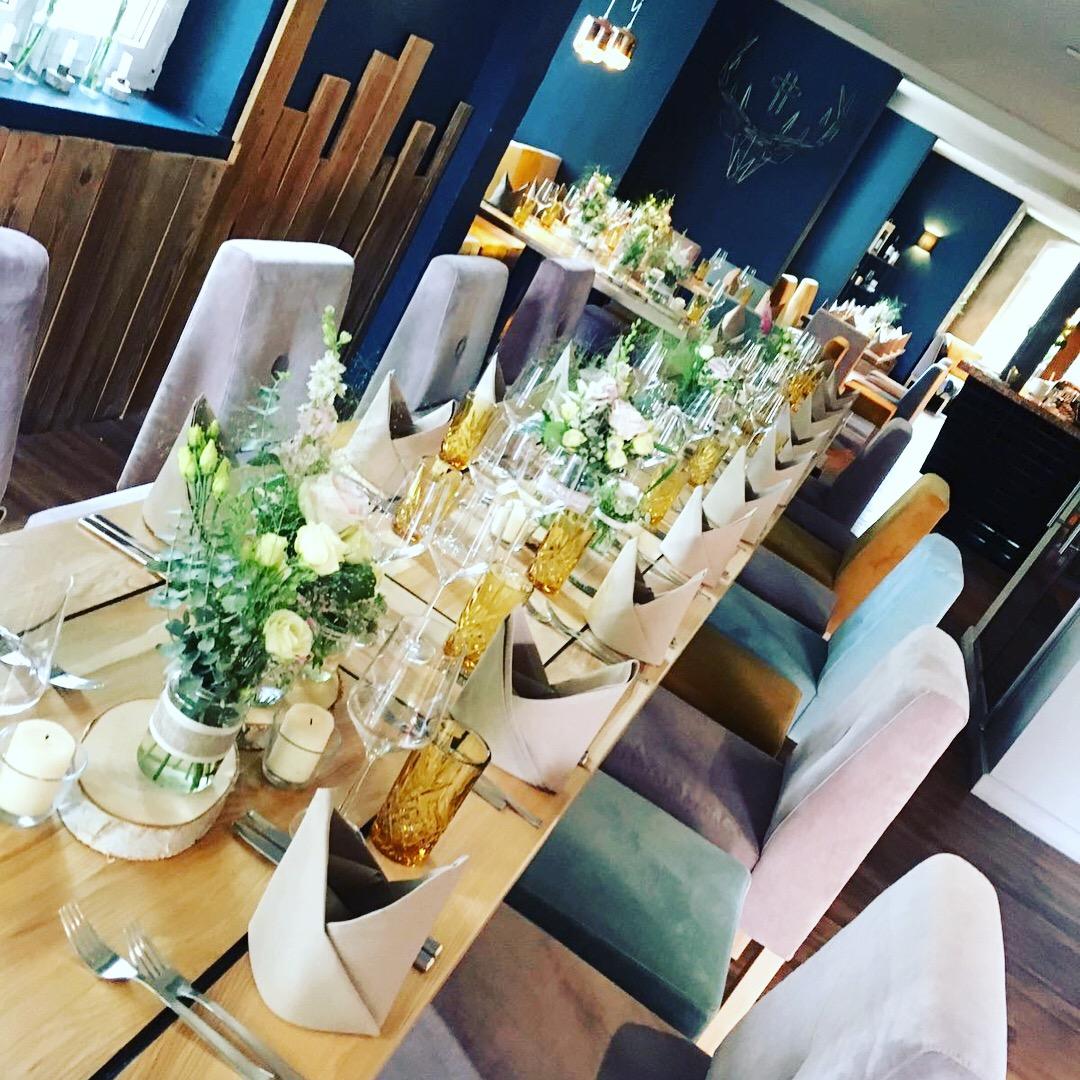 Unser Restaurant als Location für euer Event in Braunschweig.