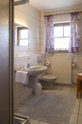 Landhaus Weber Badezimmer