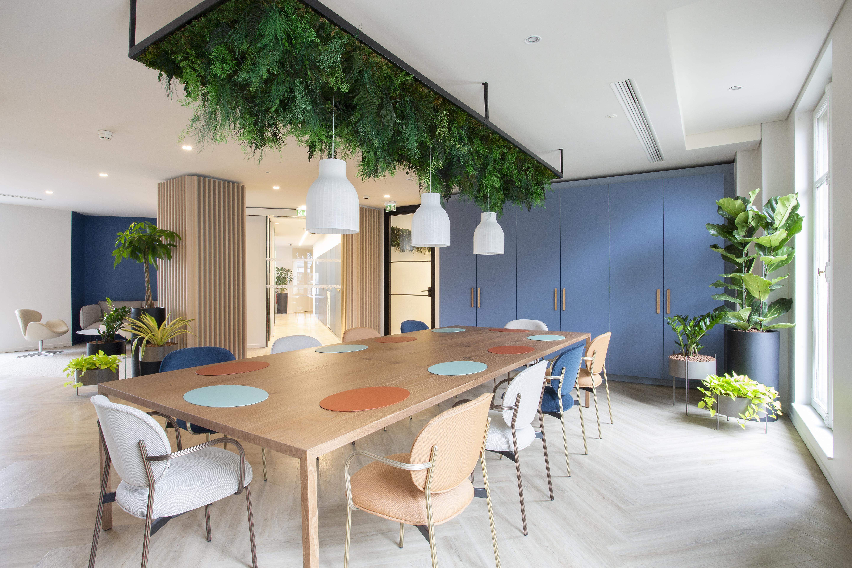 Décoration végétale de bureaux à paris paysagiste d intérieur à
