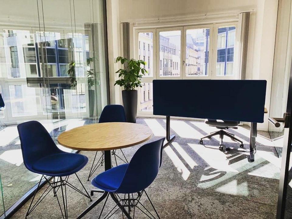 location et entretien de plantes à Paris