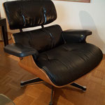 restauration fauteuil charles eames