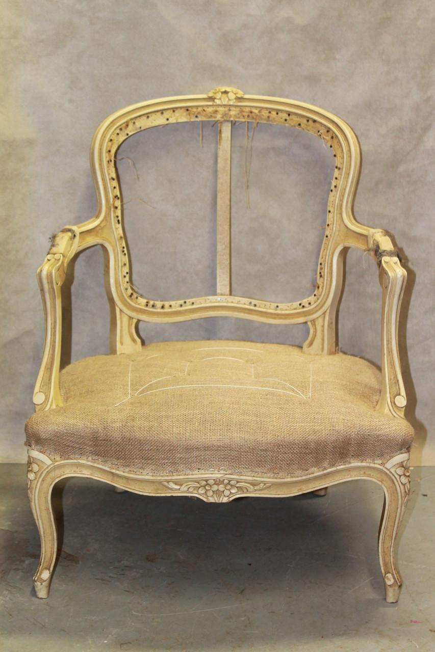 Tapissier m nouveaux r fection fauteuil cannage for Cannage chaise paris