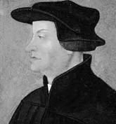 Zwingli Ulrich (Hyldrych) CH-Reformator 1484- 1531 mehr Info - aufs Bild klicken