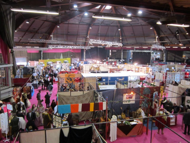 salon fous d'histoire Pontoise 2011