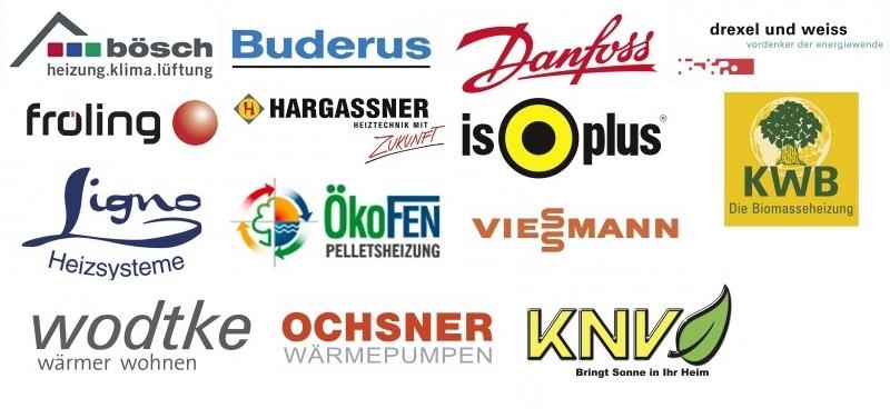 Heiztechnik Lieferanten von Markus Bayer GmbH Installationen