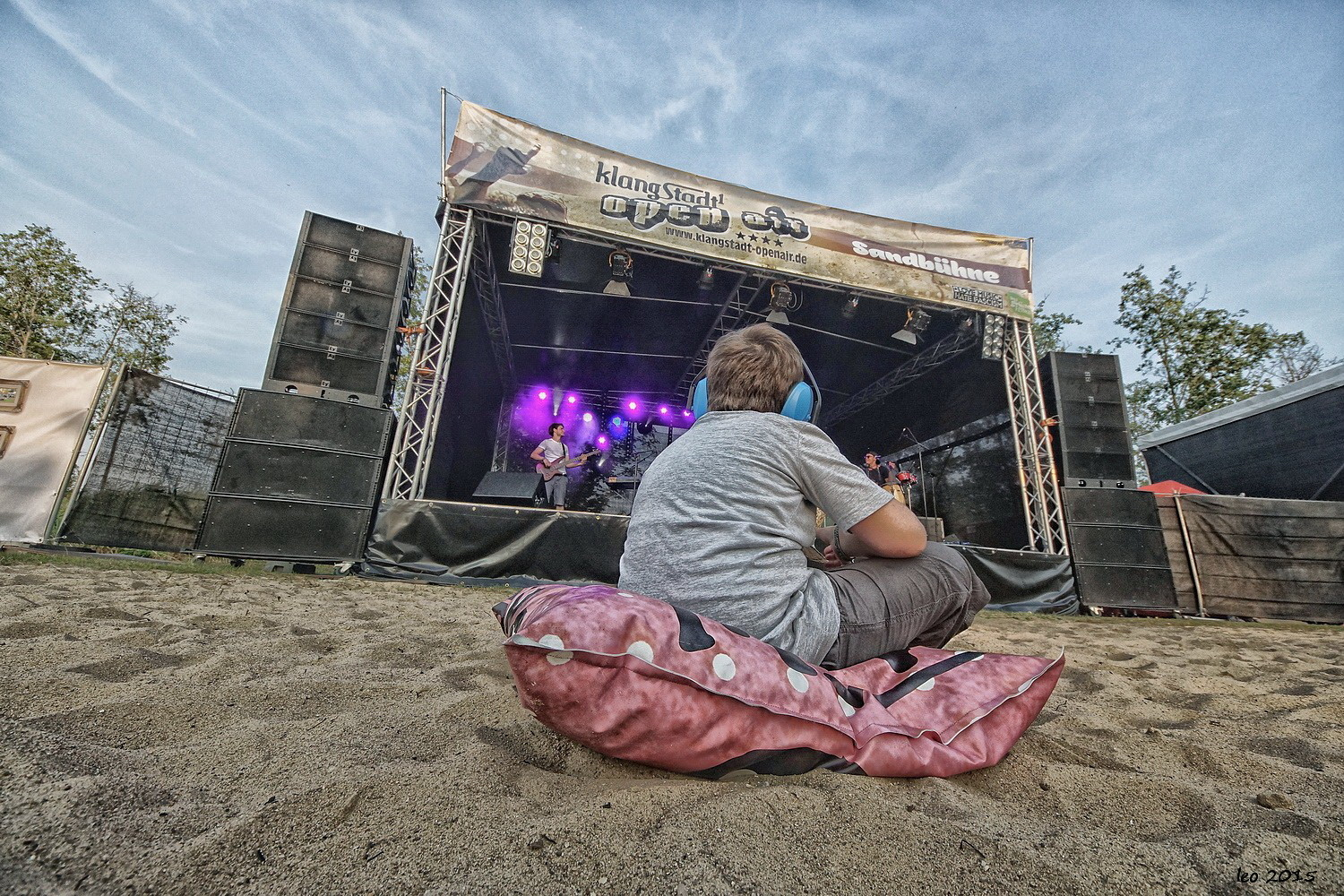 Klangstadt Open Air 2015 - Oldesloe