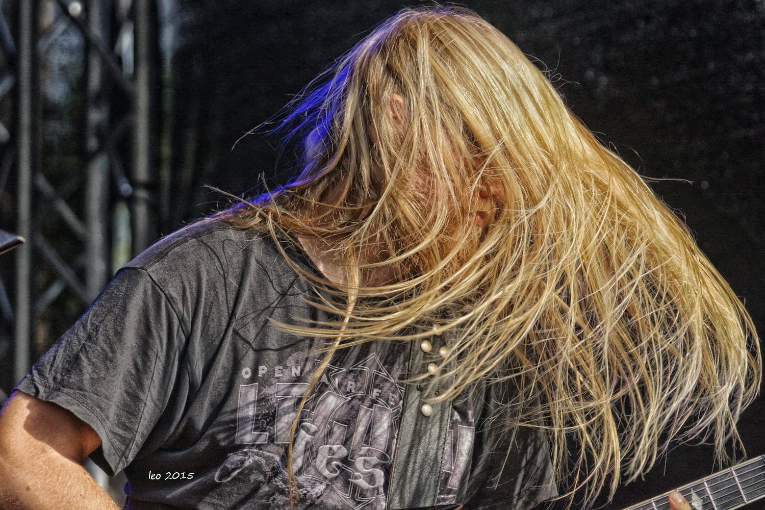 SerpentiC Melodic Death Metal , Klangstadt Open Air 2015 - Oldesloe