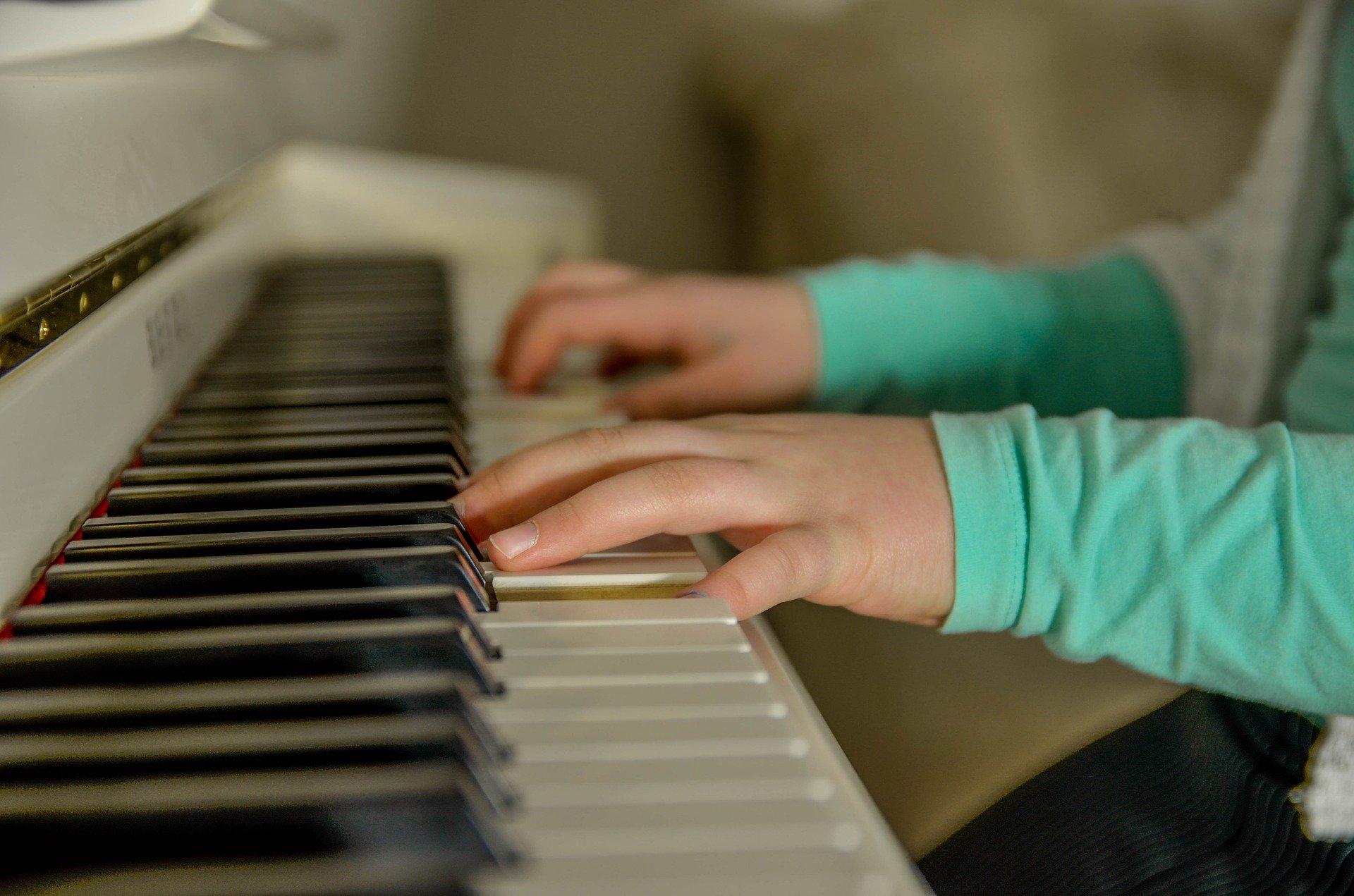 Klavier - Keyboard - Akkordeon - Orgel