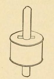 Thermit-Dose zum Frischen von Stahlschmelzen