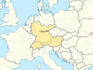 Von AluStir werde Süddeutschland, Österreich, die Schweiz und Liechtenstein betreut