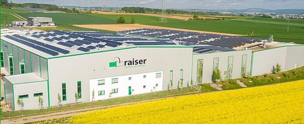 Raiser in Eberdingen-Hochdorf