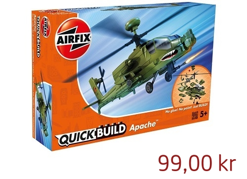 Airfix Quick Build Apache