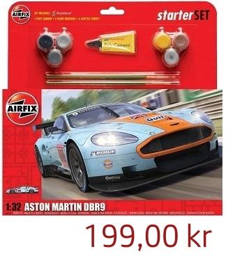 Airfix Aston Martin Starterset